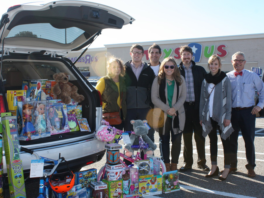 JKF ARCHITECTURE'S 9th Annual Christmas ToToy Drive